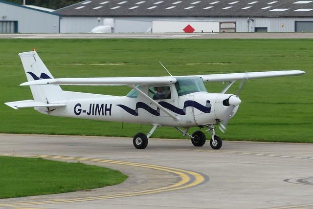 Reims Cessna F152 G-JIMH