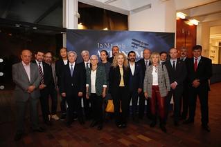 1a Nit dels Autònoms, celebrat el 21 d'octubre de 2019 a la Fundació Joan Miró de Barcelona