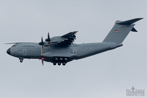 54+29 - Airbus A400M - German Air Force | by Ben Suskind