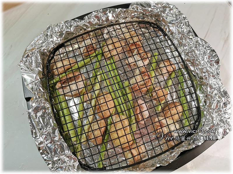 牛排香菇烤蛋003