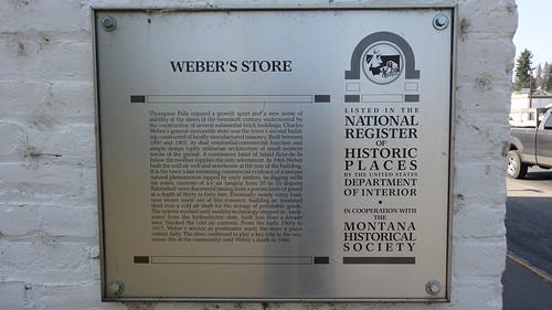 chfstew montana mtsanderscounty nationalregisterofhistoricplaces nrhpwest historicmarker 100yearsold