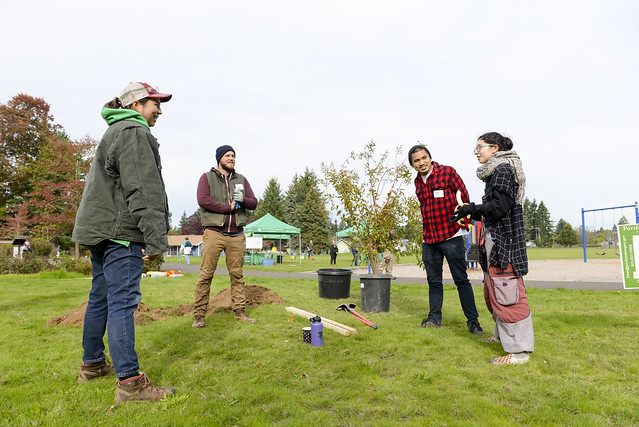 2019 Portland Arbor Day