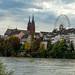 Urlaub im Schwarzwald - Tag 09 - In Basel am Rhein