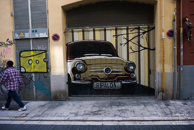 Streetart Valencia 4