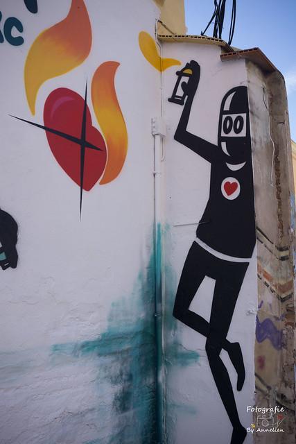 Streetart Valencia 2