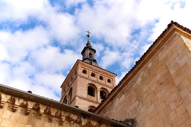 Iglesia San Martin Segovia