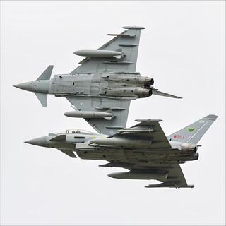 Eurofighter Typhoon FGR4 - 18