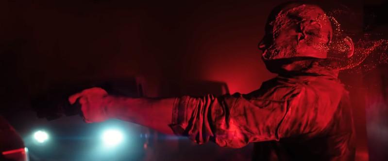 Inyectado de sangre - Terminator