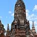 Wat Chaiwatthanaram temple ruin Thailand