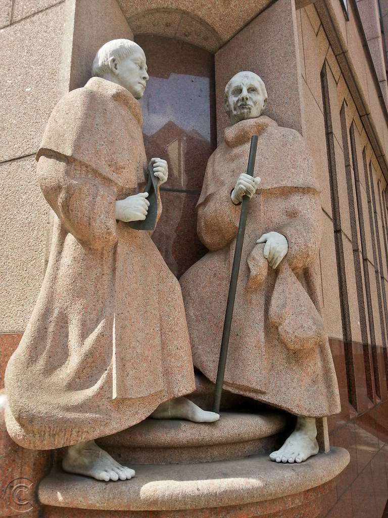 The Crutched Friars