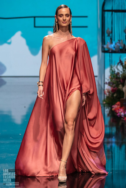 LA Fashion Week SS20 Michael Costello
