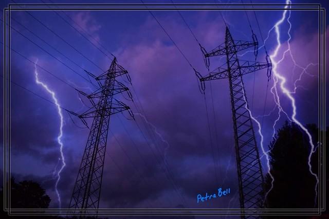 High voltage ⚡⚡⚡