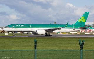 Aer Lingus B757-200 EI-CJX