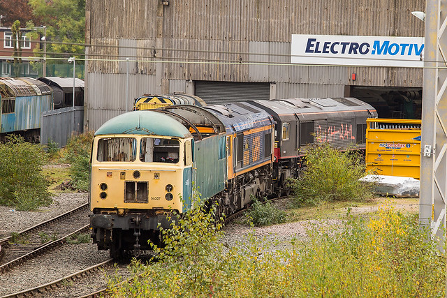 56007 66736 66792 Progress Rail 21102019