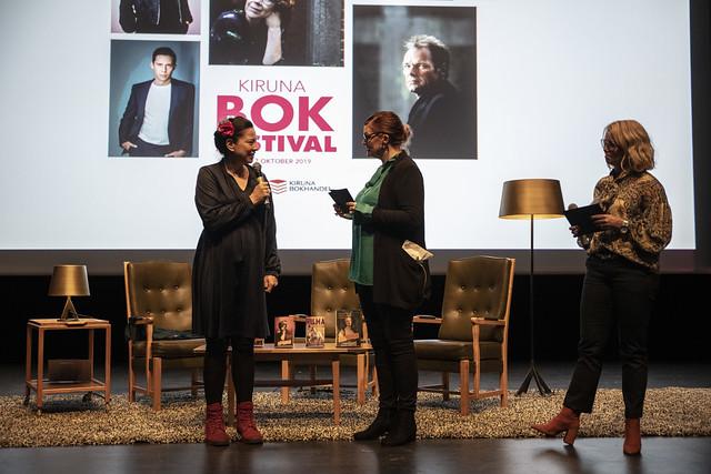Bokfestival 2019 tisdag