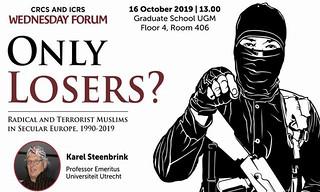 Radical and Terrorist Muslims in Secular Europe, 1990-2019