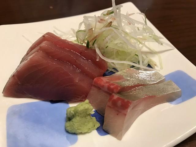 Sashimi @ Aota, Japan