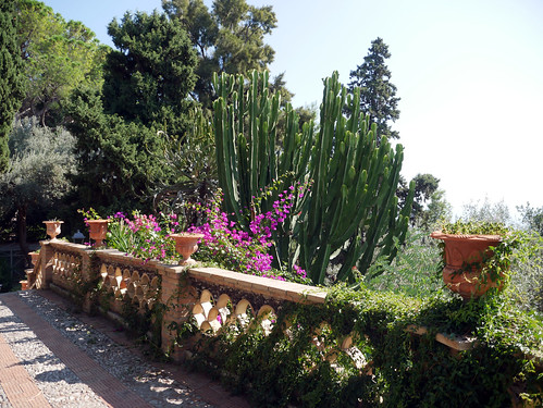 Taormina Municipal Gardens