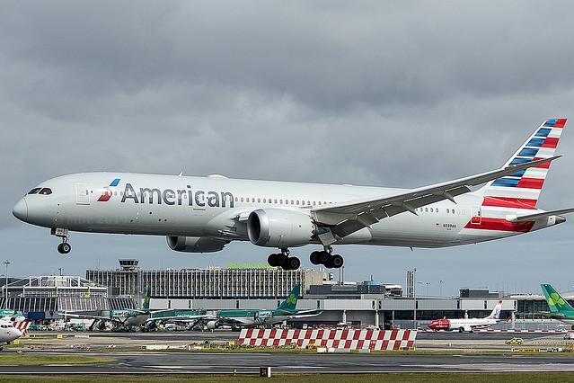 N839AA | American Airlines | Boeing B787-9 Dreamliner | CN 40646 | Built 2019 | DUB/EIDW 09/09/2019