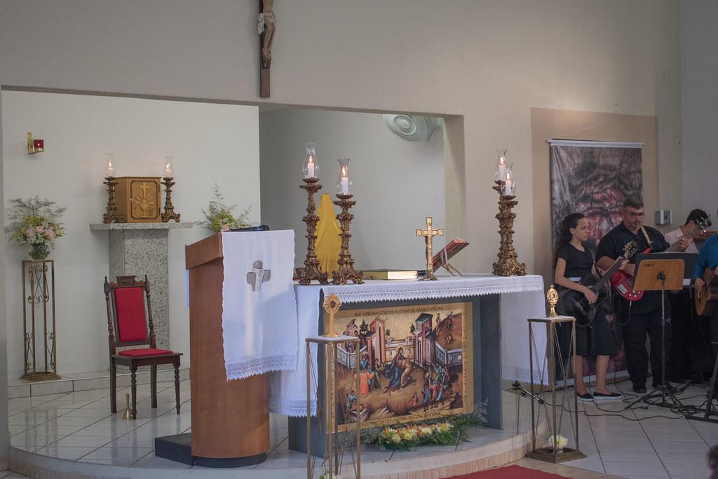 Santa Missa de Oblação | 19.10.2019