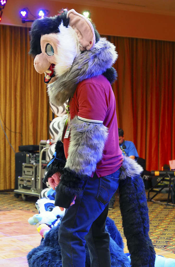 Mephit Furmeet 2019 - Fursuit Games 40