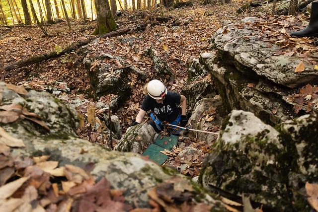 Armanda Claire Crawford 3, Secret Cave, Putnam County, Tennessee