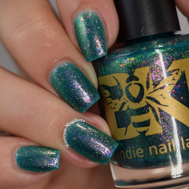 Bees Knees Lacquer Get Your Buzz On!