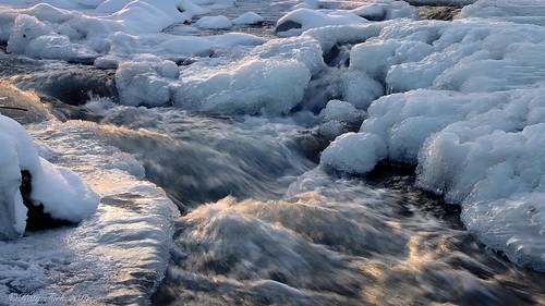 Accretion Ice