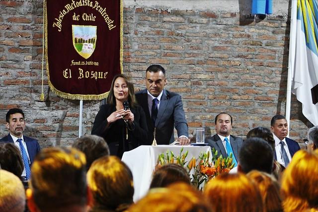 Confraternidad de Pastores en IMPCH El Bosque