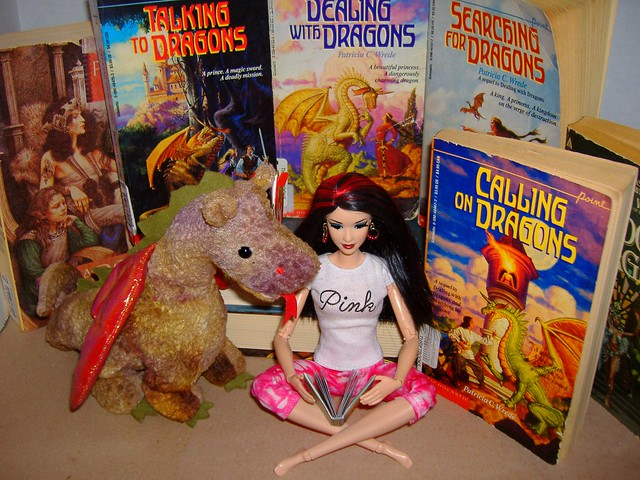 Reading with Dragons