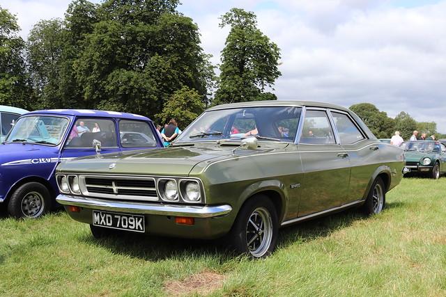 Vauxhall VX4/90 MXD709K