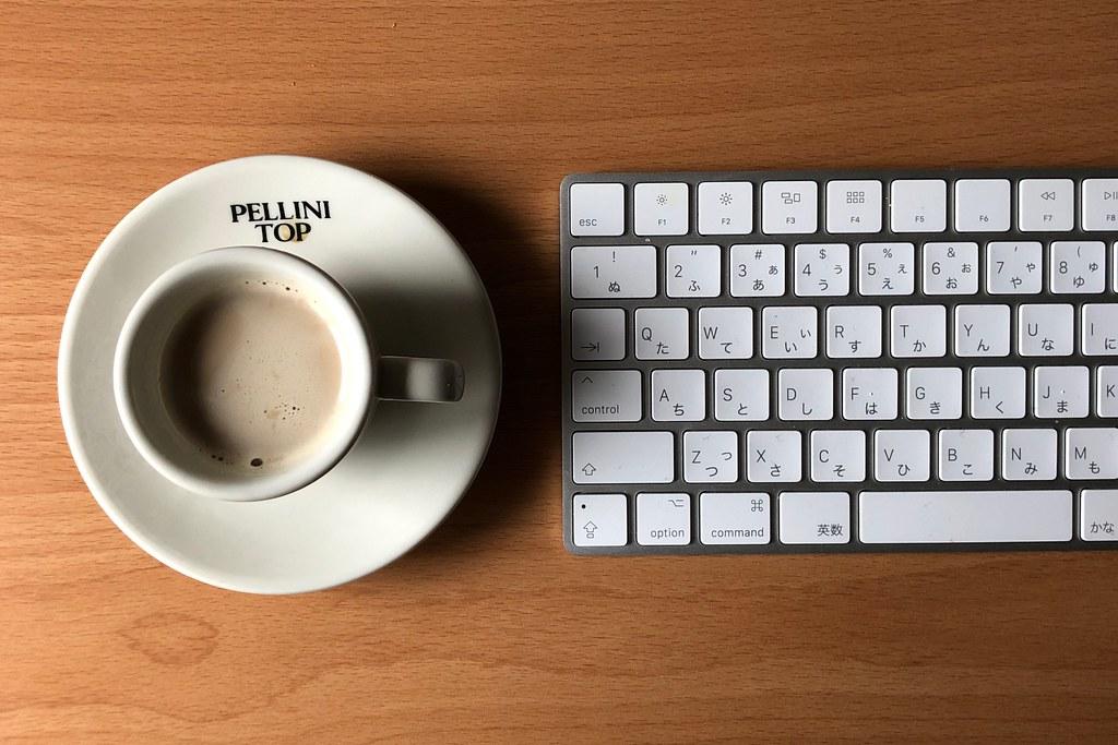 Coffee 2019/10/22
