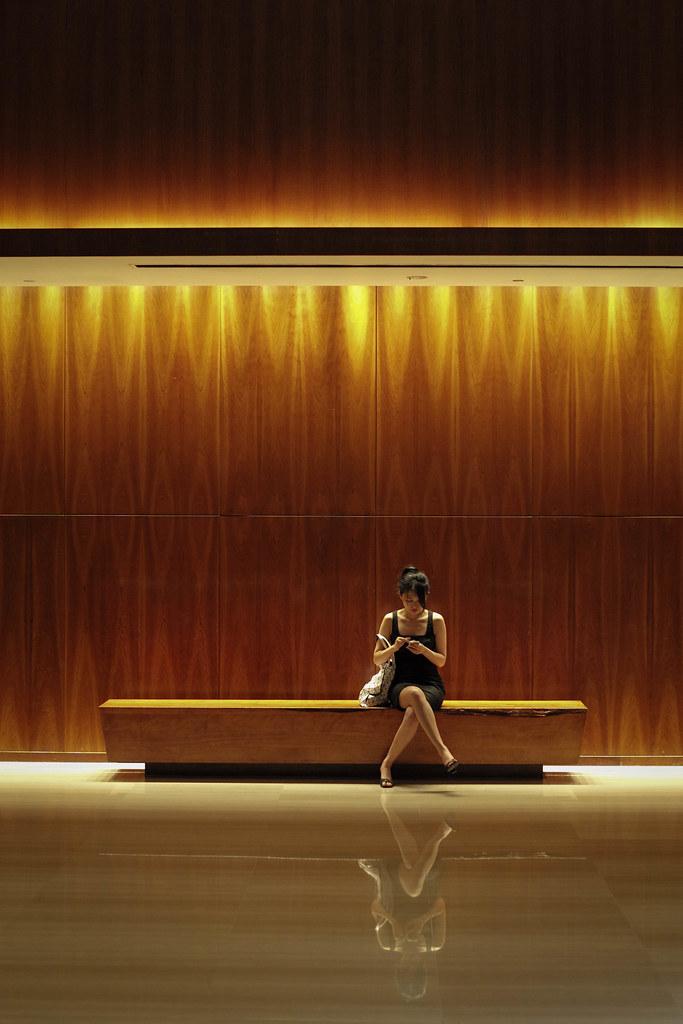 lobby, Singapore
