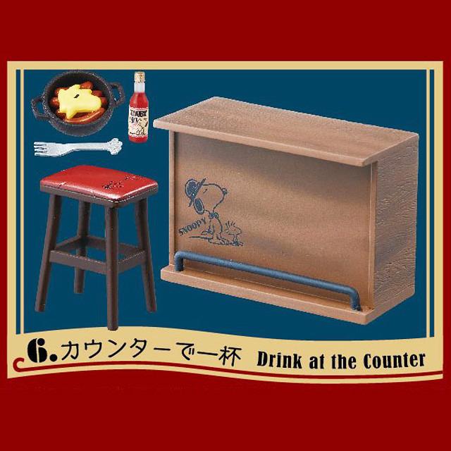 隨著節奏與史奴比一起慵懶!RE-MENT 史努比小爵士咖啡廳盒玩(SNOOPY'S Little Jazz Cafe)