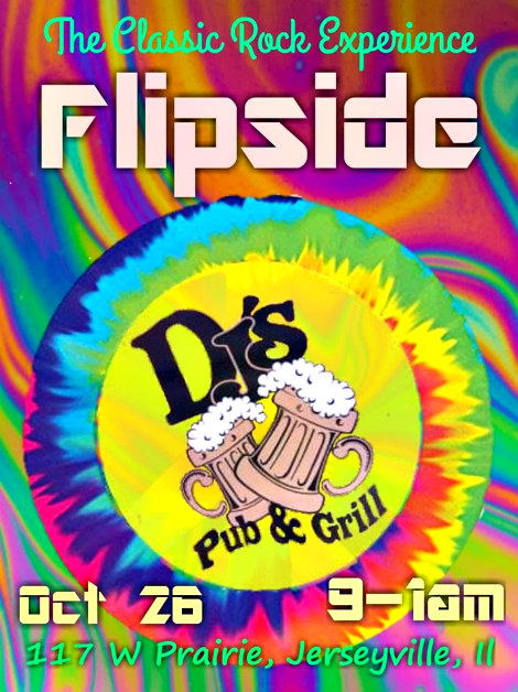 Flipside at DJ's 10-26-19