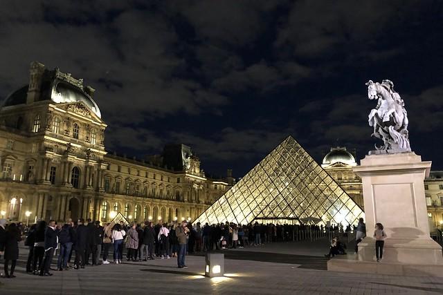 フランス旅行最後の夜