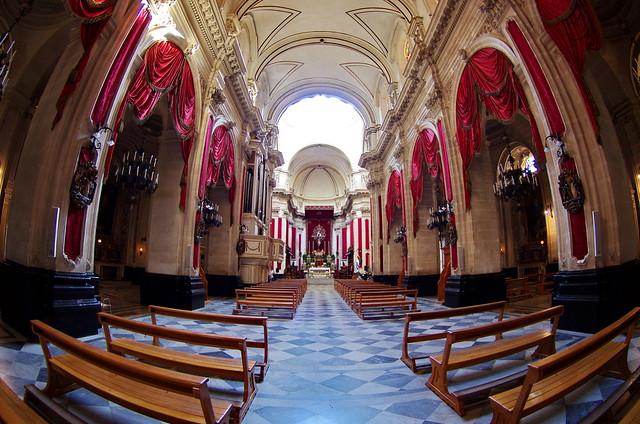 1007 Sicile Juillet 2019 - Raguse, Duomo di San Giorgio
