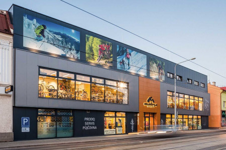 Madeja sport: špičkový sportovní obchod v Ostravě