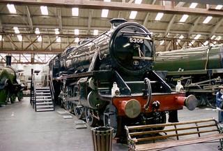 York Yorkshire 9th June 1978