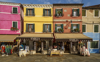 Emilia's, Burano, Venice