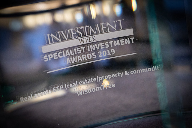 Specialist Investment Awards 2019