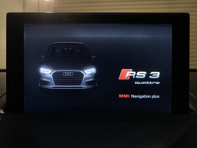 Audi MMI Navigation plus