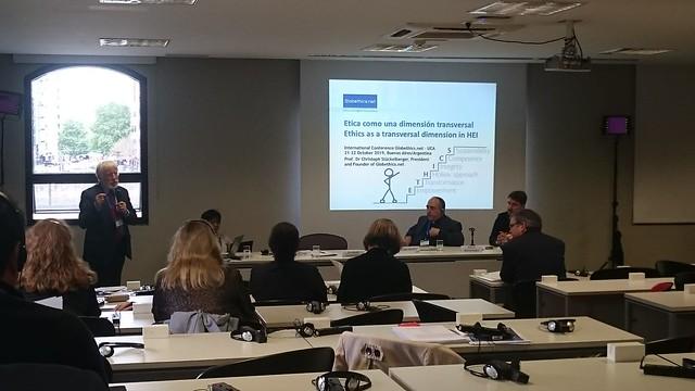 Seminario Internacional de Ética en la Educación Superior, una dimensión transcendental. Desafíos para América Latina