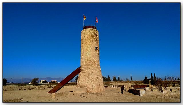 Torre de la Candela, L'Aldea (el Baix Ebre)