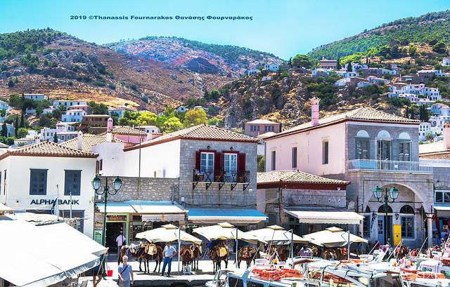 VACATION, GREEK ISLANDS & THE PELOPONNESE, JULY-AUG. 2019 #6361A ΔΙΑΚΟΠΕΣ ΙΟΥΛΙΟΣ-ΑΥΓ. 2019
