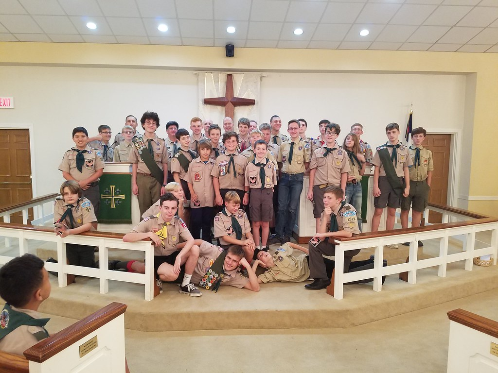 Court of Honor - Summer Camp Award