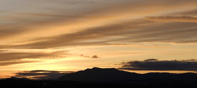 Skyline Blencathra