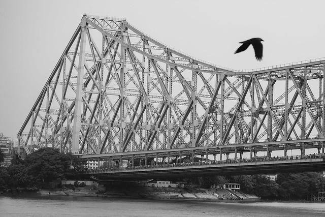 Howrah Bridge.