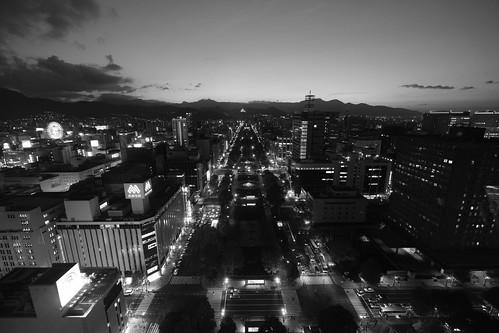 22-10-2019 Sapporo in evening (48)