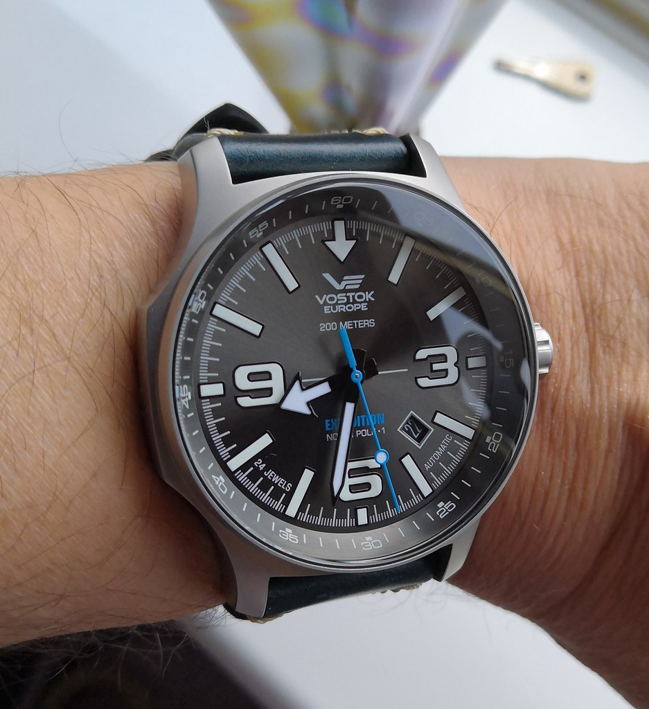 Vostok Europe N1 Expedition (Cal- NH35A)
